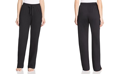 Hanro Cotton Deluxe Drawstring Lounge Pants - Bloomingdale's_2