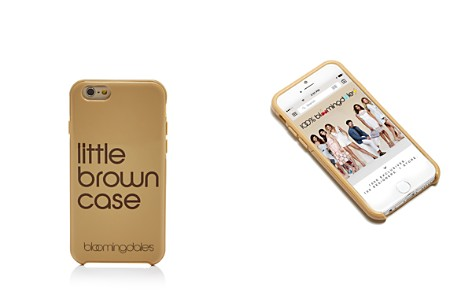 Bloomingdale's Little Brown iPhone 7 Case_2