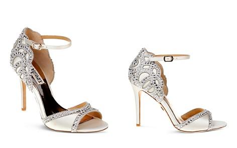 Badgley Mischka Roxy Vintage High Heel Sandals - Bloomingdale's_2