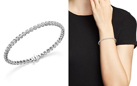 Diamond Tennis Bracelet in 14K White Gold, 2.0 ct. t.w. - Bloomingdale's_2