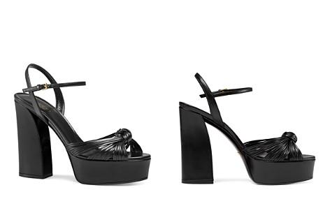 Gucci Allie Platform Block Heel Sandals - Bloomingdale's_2
