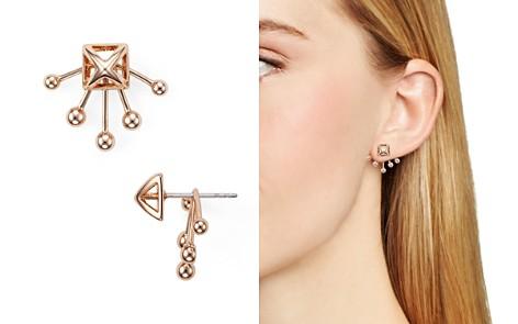 Rebecca Minkoff Pyramid Fan Back Ear Jackets - Bloomingdale's_2