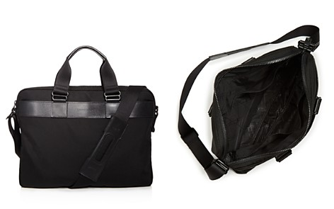 Longchamp NYLTEC Small Briefcase - Bloomingdale's_2