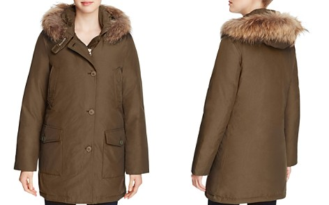 WOOLRICH JOHN RICH & BROS Arctic Fur Trim Parka - Bloomingdale's_2