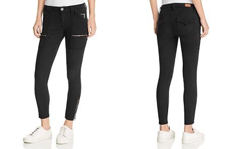 Joie Park Skinny Ankle Zip Pants - Bloomingdale's_2