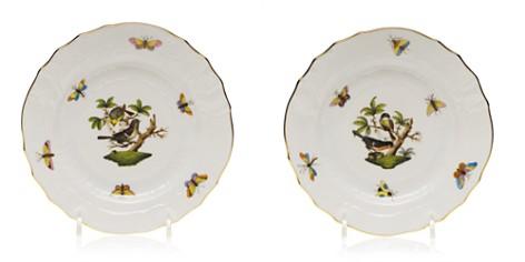 Herend Rothschild Bird Bread & Butter Plate - Bloomingdale's_2