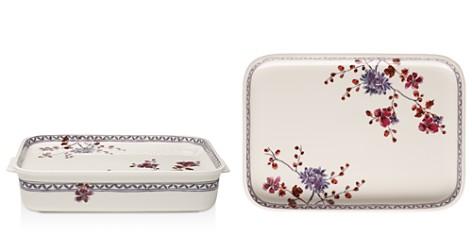 Villeroy & Boch Artesano Provencal Lavender Rectangular Serving Plate/Lid - Bloomingdale's Registry_2