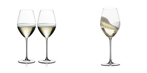 Riedel Veritas Champagne Glass, Set of 2 - Bloomingdale's Registry_2