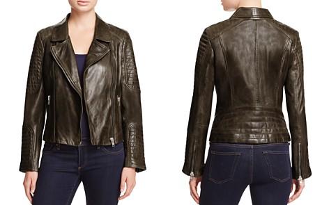 BB DAKOTA Heely Leather Moto Jacket - Bloomingdale's_2