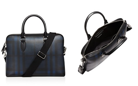 Burberry The Barrow Check Slim Briefcase - Bloomingdale's_2
