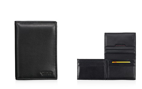 Tumi Chambers Leather L-Fold ID ID Wallet - Bloomingdale's_2