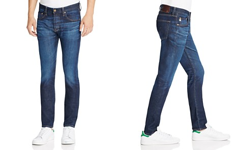 AG 360 Denim Dylan Skinny Fit Jeans in 5 Years Outcome - Bloomingdale's_2