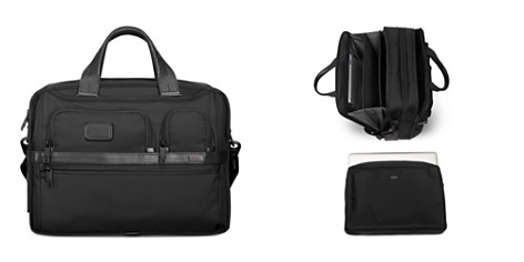 Tumi Alpha 2 Expandable Organizer Computer Brief - Bloomingdale's_2