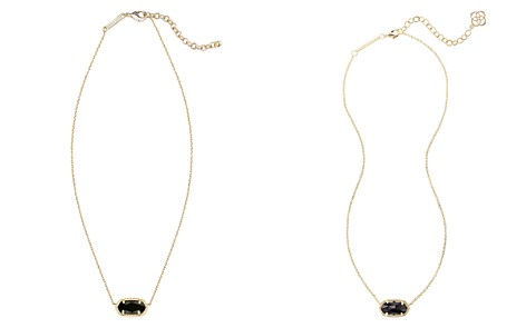 "Kendra Scott Signature Elisa Necklace, 15"" - Bloomingdale's_2"