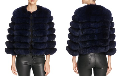 Maximilian Furs Nafa Fox Fur Coat - 100% Exclusive - Bloomingdale's_2