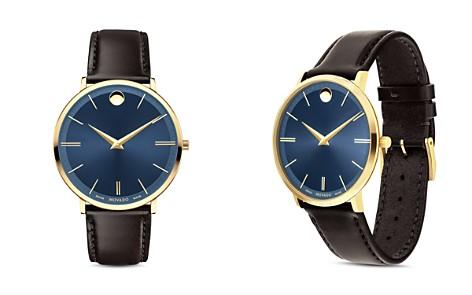 Movado Ultra Slim Watch, 40mm - Bloomingdale's_2