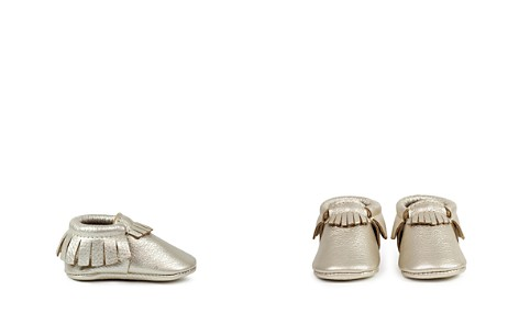 Freshly Picked Unisex Metallic Moccasins - Baby - Bloomingdale's_2