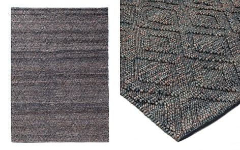 GRIT&ground Pom Pom Diamond Area Rug Collection - Bloomingdale's_2