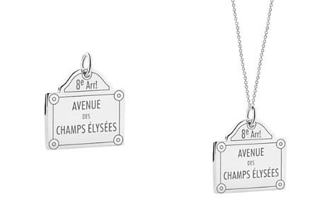 Jet Set Candy Champs-Elysées Sign Charm - Bloomingdale's_2