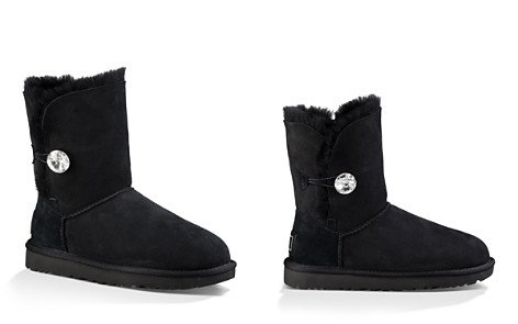 UGG® Bailey Button Bling Sheepskin Booties - Bloomingdale's_2