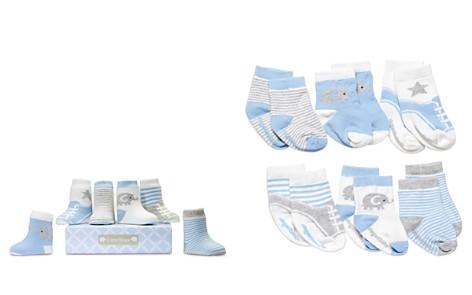 Elegant Baby Boys' Cutie Blues Socks, 6 Pack - Baby - Bloomingdale's_2