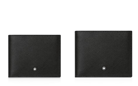 Montblanc Sartorial Leather Wallet 6cc - Bloomingdale's_2
