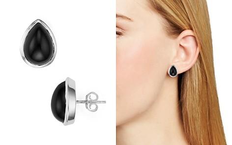 Argento Vivo Faceted Teardrop Stud Earrings - Bloomingdale's_2