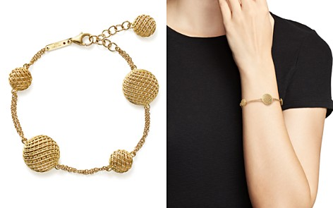 Roberto Coin 18K Yellow Gold Silk Bracelet - Bloomingdale's_2