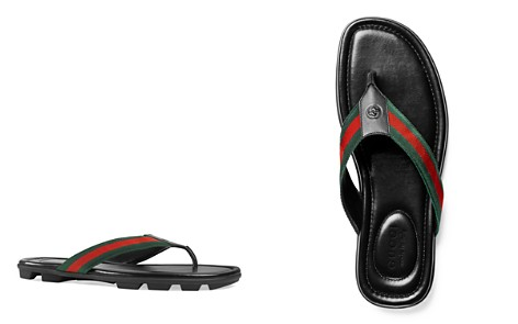 Gucci Men's Titan Thong Sandals - Bloomingdale's_2