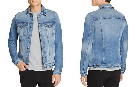 FRAME L'homme Slim Fit Denim Jacket - Bloomingdale's_2