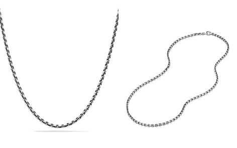 David Yurman Knife Edge Chain Necklace - Bloomingdale's_2