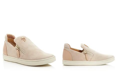 Giuseppe Zanotti Brekmoc Double Zip Slip-On Sneakers - Bloomingdale's_2
