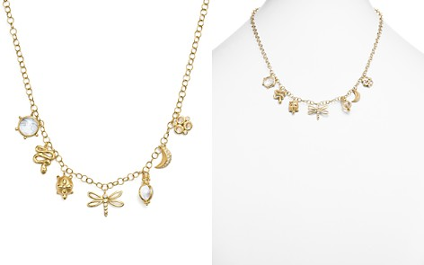 """Temple St. Clair 18K Yellow Gold Tree of Life Mixed Charm Necklace with Royal Blue Moonstone, Crystal and Diamonds, 24"""" - 100% Exclusive - Bloomingdale's_2"""