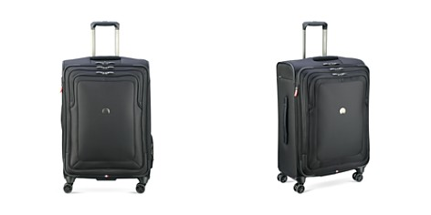 """Delsey Cruise Soft 25"""" Expandable Spinner with Suiter - Bloomingdale's Registry_2"""