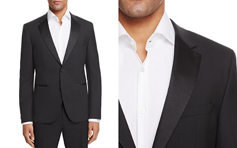 HUGO Regular Fit Tuxedo Jacket - Bloomingdale's_2