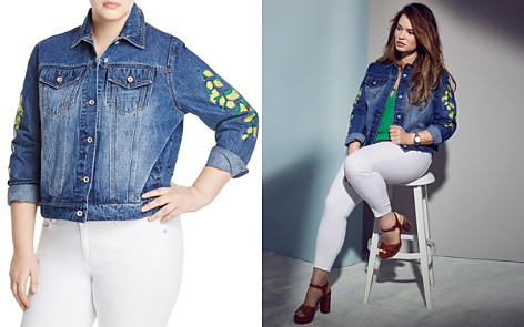 Bagatelle Lemon Denim Jacket - Bloomingdale's_2