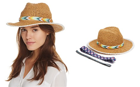 Echo Panama Hat with Interchangeable Bands - Bloomingdale's_2