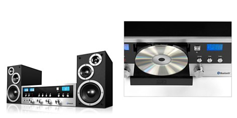 Innovative Technology Classic CD Stereo System with Bluetooth - Bloomingdale's Registry_2