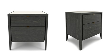 Huppé Winston 2-Drawer Night Table - Bloomingdale's_2