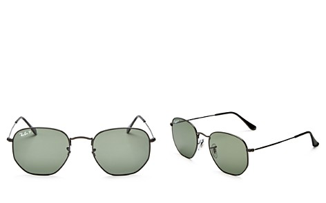 Ray-Ban Polarized Square Sunglasses, 59mm - Bloomingdale's_2