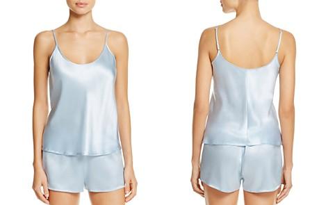 La Perla Silk Cami & PJ Shorts - Bloomingdale's_2