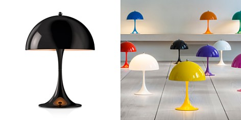 Modern contemporary table lamps luxury lamps bloomingdales louis poulsen panthella mini table lamp bloomingdales2 aloadofball Gallery