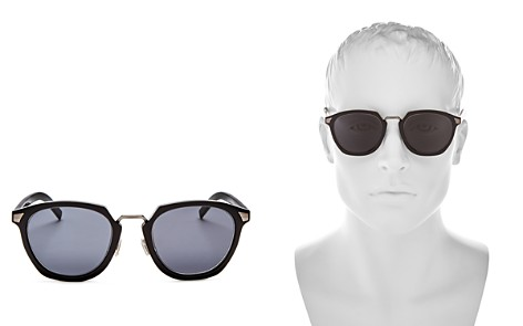 Dior Homme Men's Tailor Square Sunglasses, 51mm - Bloomingdale's_2
