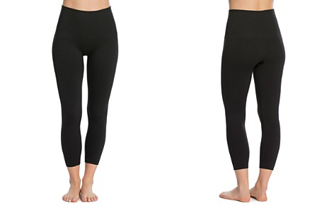 SPANX® Look At Me Now Cropped Leggings - Bloomingdale's_2