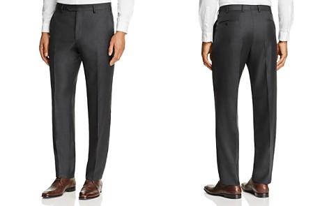 Luigi Bianchi Solid Twill Classic Fit Dress Pants - Bloomingdale's_2