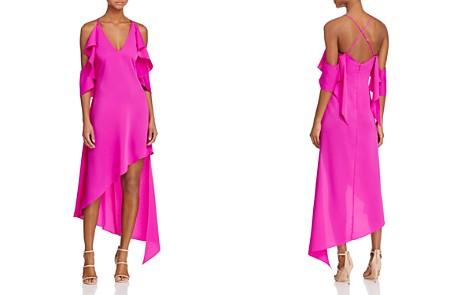 Adelyn Rae Cold-Shoulder Dress - Bloomingdale's_2