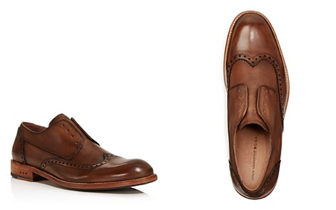John Varvatos Star USA Waverly Laceless Wingtip Derby Shoes - Bloomingdale's_2