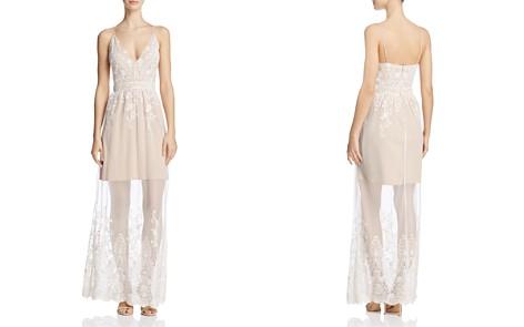 WAYF Clara Illusion Mesh Maxi Dress - Bloomingdale's_2