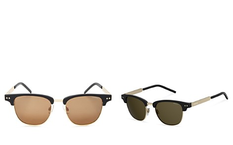 Polaroid Polarized Square Sunglasses, 51mm - Bloomingdale's_2