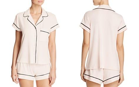 Eberjey Gisele Short Pajama Set - 100% Exclusive - Bloomingdale's_2
